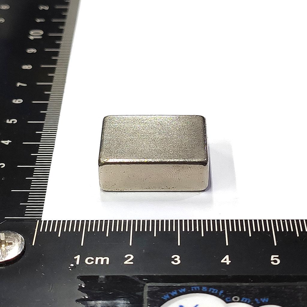 超強釹鐵硼磁鐵-L25x19x9-ND35