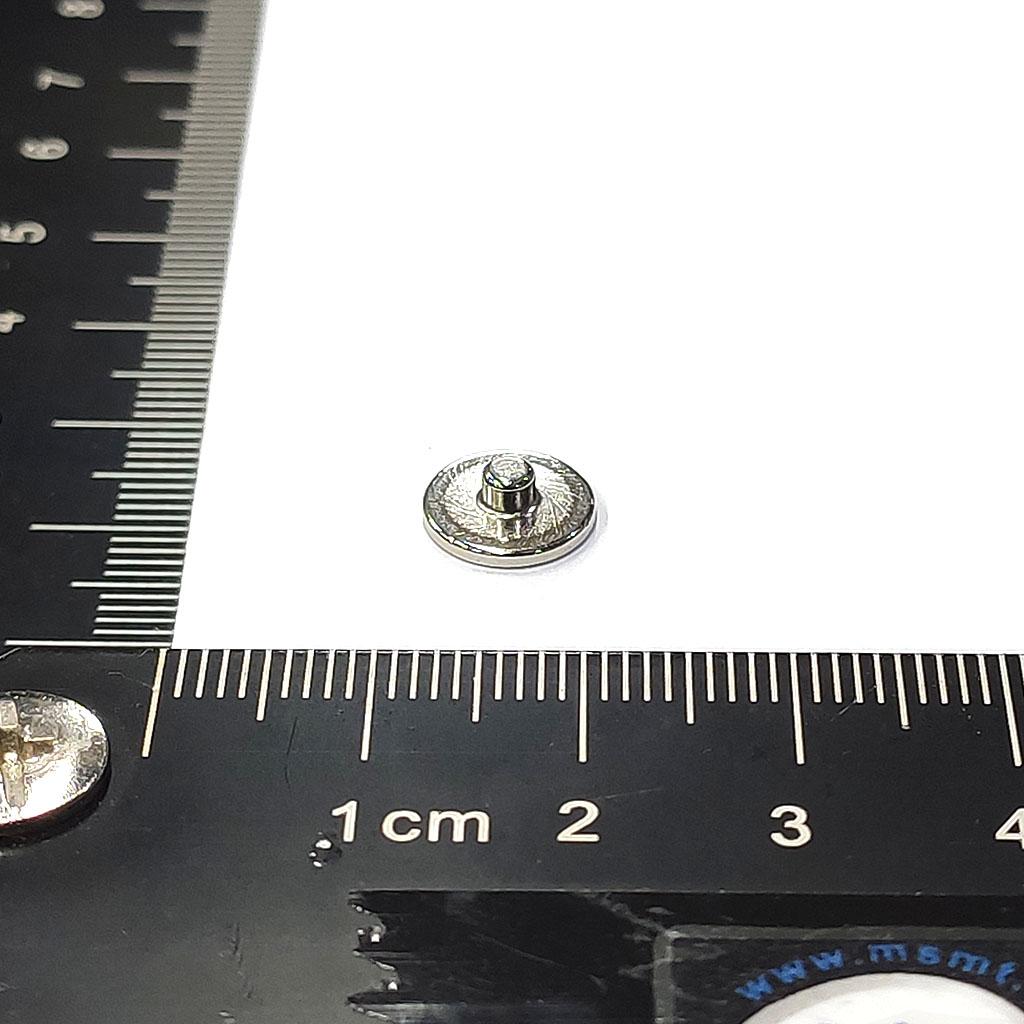 超強釹鐵硼磁鐵-凸字形D9x1+D2.75x2-ND35H