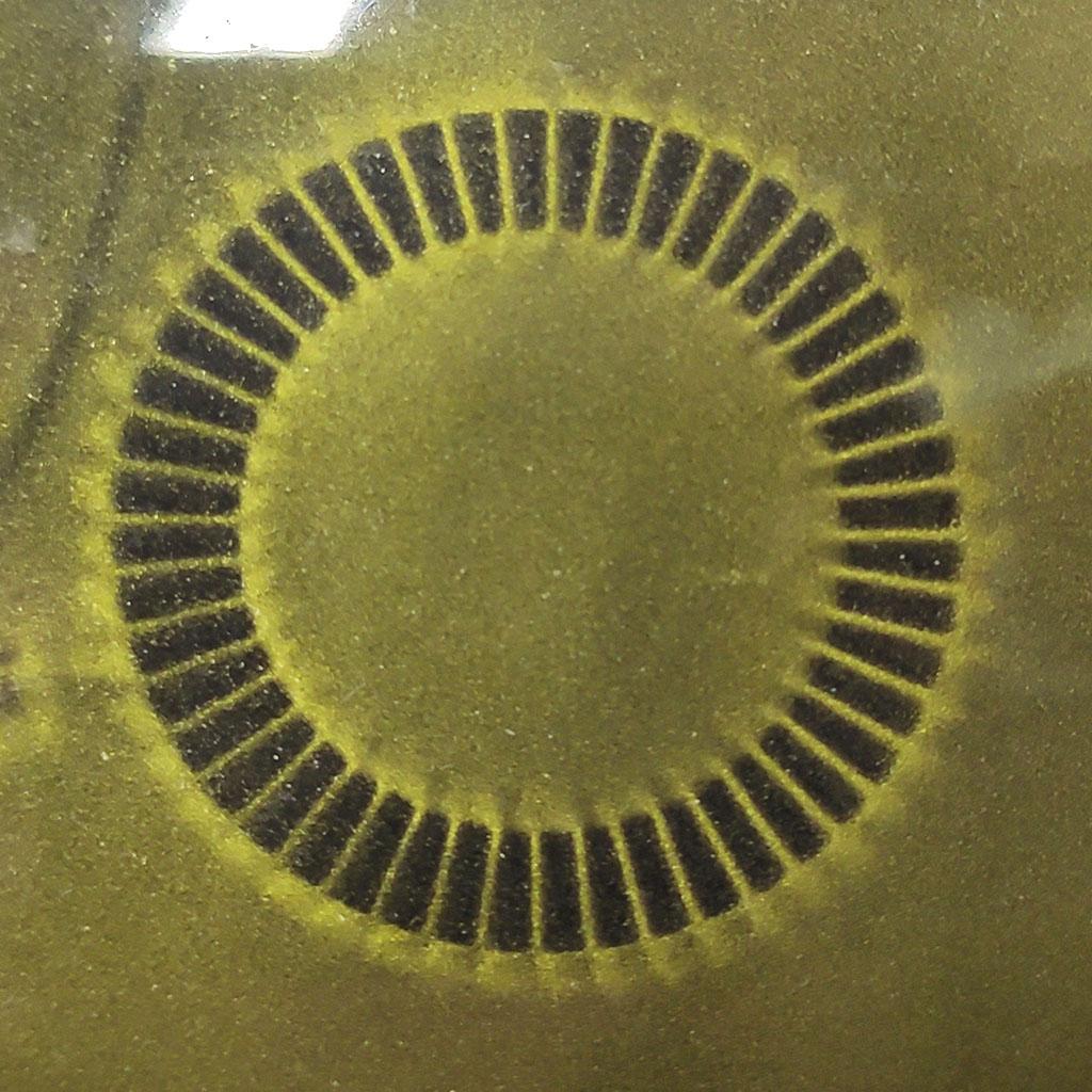 軟性橡膠磁鐵-OD28x20x1-RM2-48P