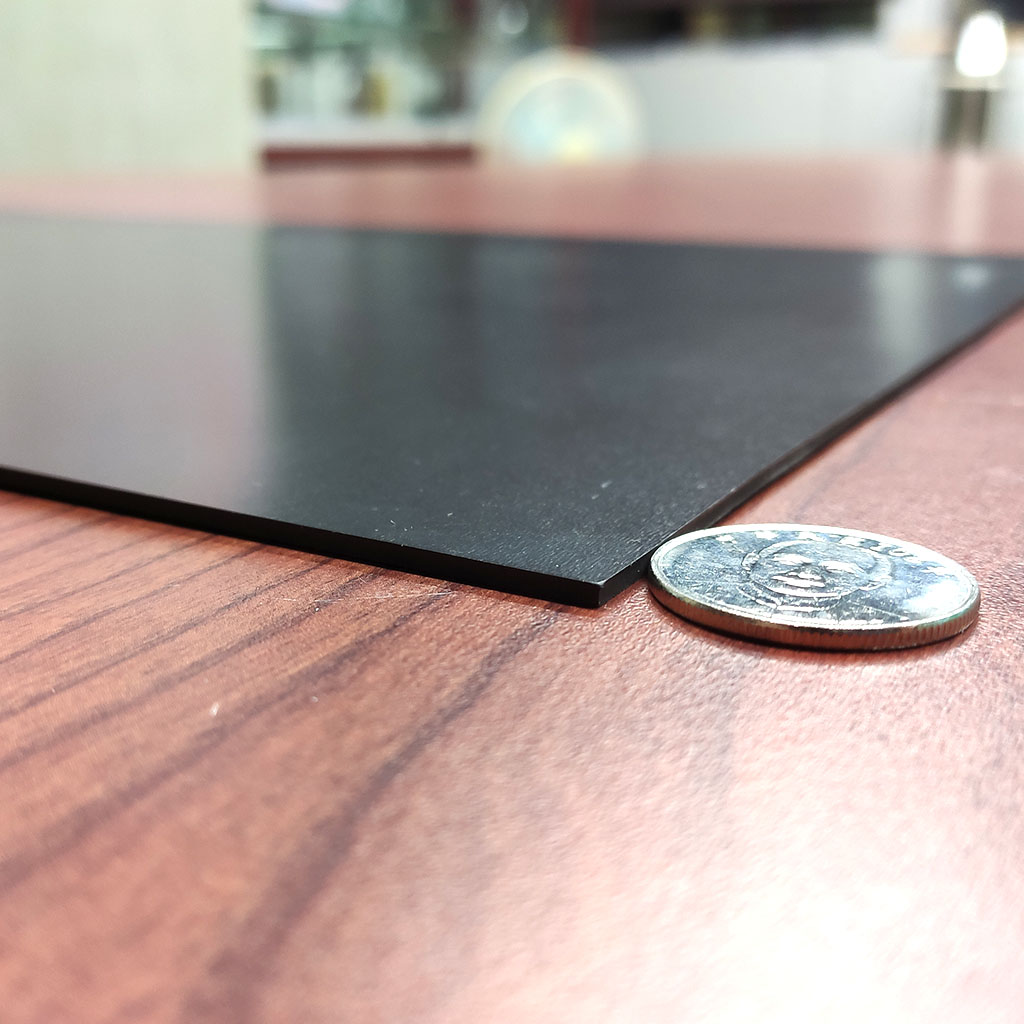 軟性橡膠磁鐵-L600x300x2-RM1