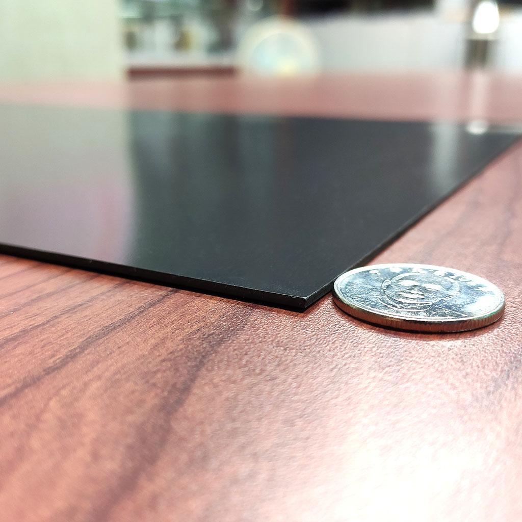 軟性橡膠磁鐵-L600x300x1.5-RM1