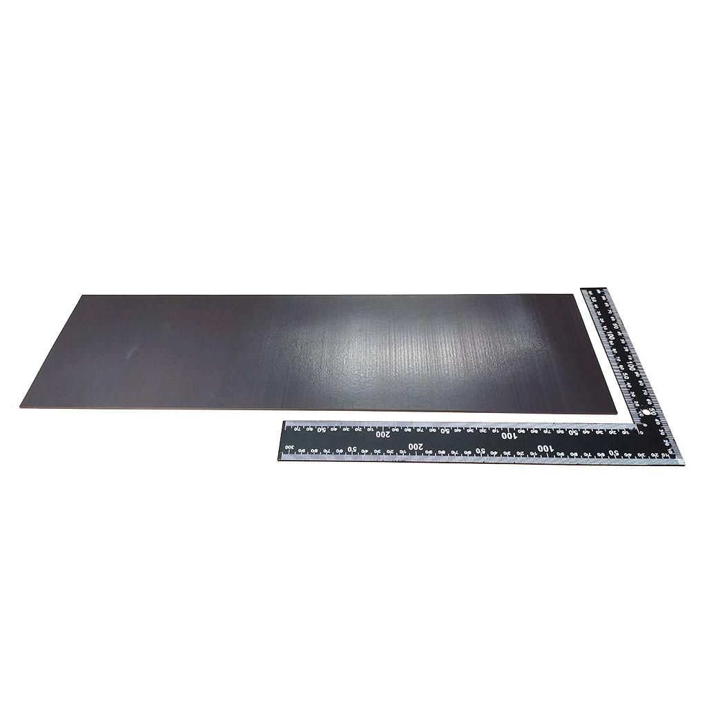 軟性橡膠磁鐵-L500x150x2-RM1