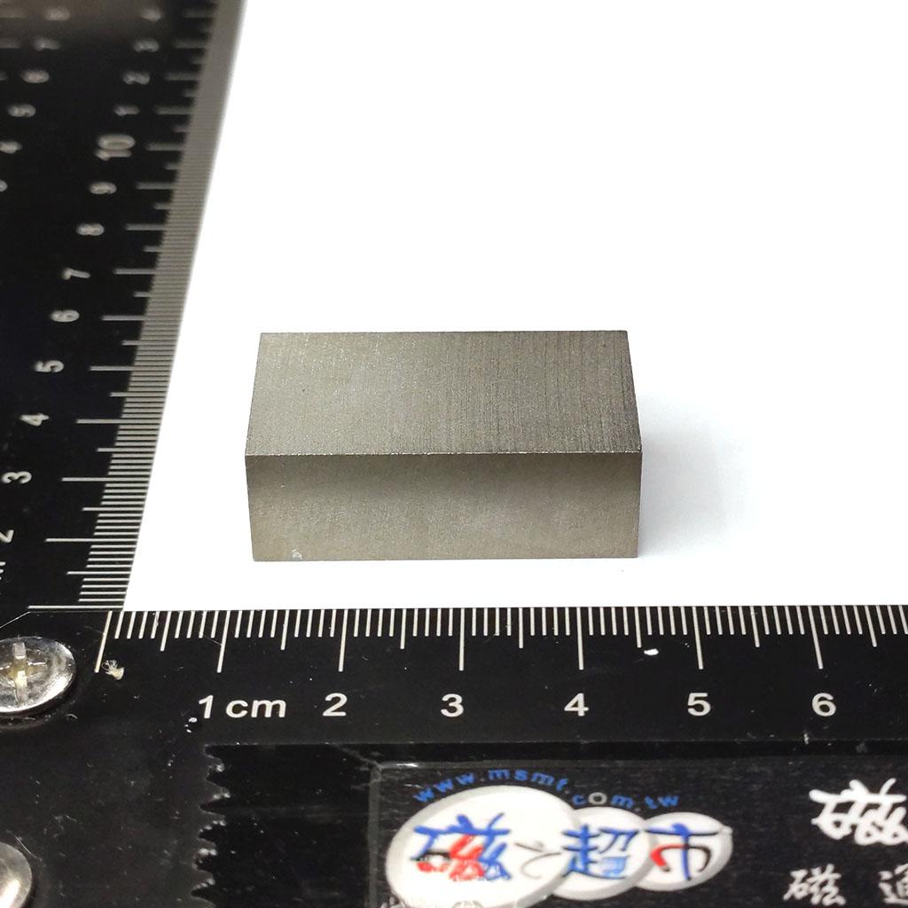 釤鈷磁鐵-L35x20x12-SMG28H