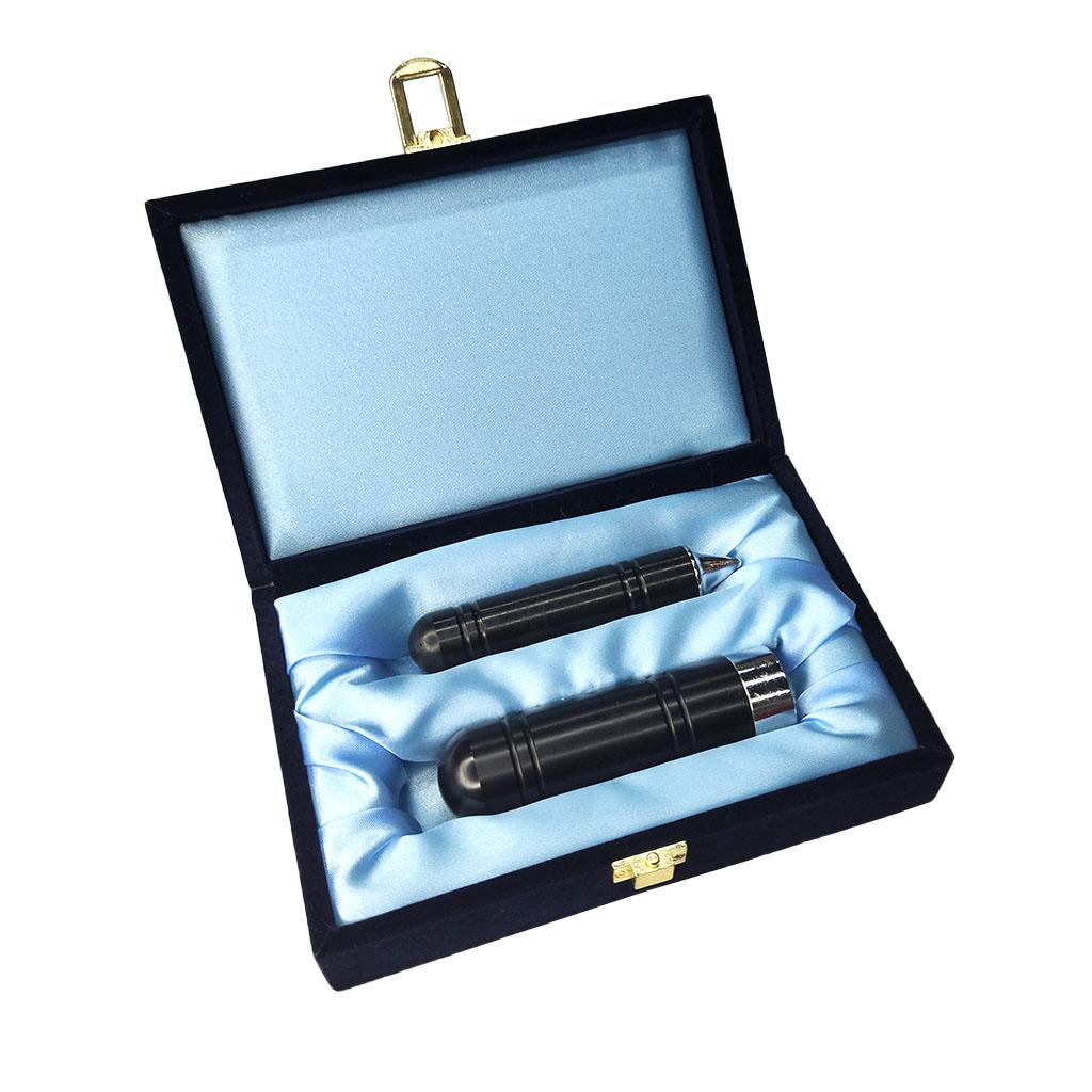 眼用磁療針組-凹、尖(塑鋼款、附絨布盒) MT-AC4B+MT-AC3