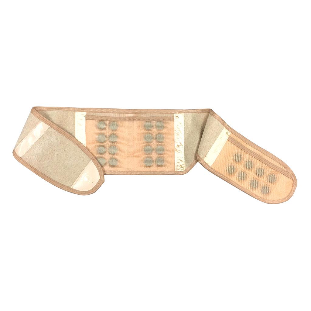 磁氣負離子竹炭腰帶(加強型)